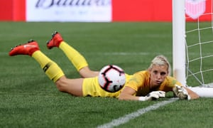 Goalkeeper Erin Nayler could emerge as a star for New Zealand.