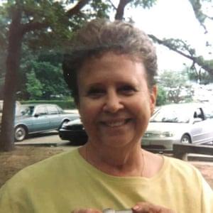 Nancy MacDonald, who died in April.