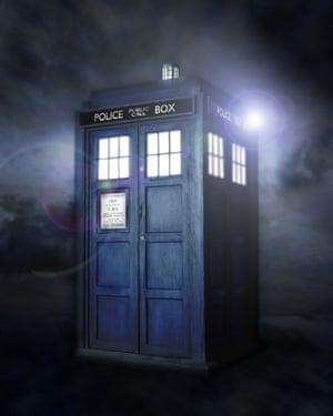 Doctor Who's tardis.