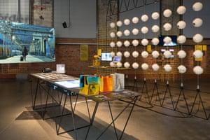 Uncharted, 2016 by Folder (Marco Ferrari, Elisa Pasqual, Alessandro Busi, Pietro Leoni, Francesca Lucchitta, Giovanni Pignoni and Mariasilvia Poltronieri) at Oslo Architecture Triennale.