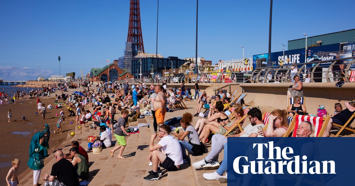 Domestic holiday boom helped UK economy bounce back in August