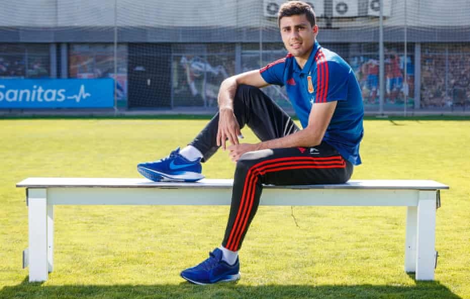 Rodri started at Villarreal and moved to Atlético Madrid before his transfer last summer to Manchester City.