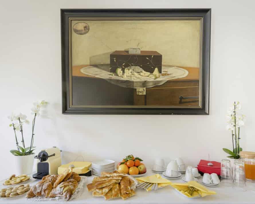 Breakfast at Genova 46