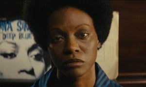 Zoe Saldana as Nina Simone
