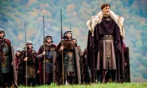 Britannia on Amazon: 10 Ways Season 1 is a Weirder Game