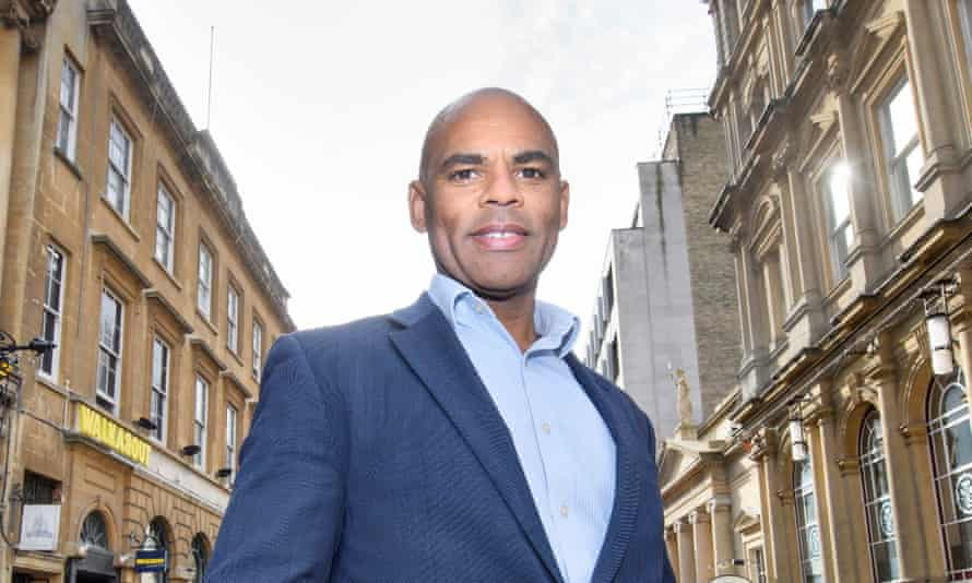 The Mayor of Bristol, Marvin Rees