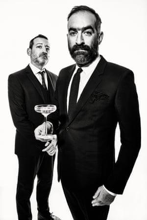 Bar Termini's Marco Arrigo and Tony Conigliaro