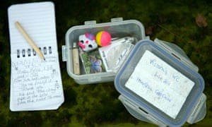 A small cache found in Yorkshire