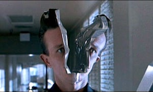 Terminator 2's T-1000 was equally at home presenting as male, female or carpet.