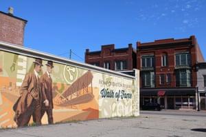 Wright-Dunbar district in Dayton