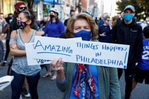 Amazing things happen in Philadelphia