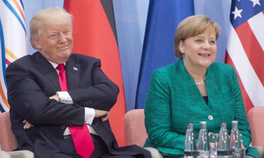 Donald Trump remained some way off looking like a global statesman at the G20 summit.