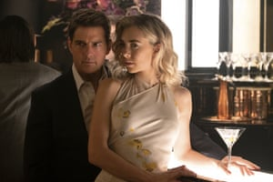 'Ethan Hunt's morality is parlayed into something worth celebrating': Tom Cruise and Vanessa Kirby in Mission: Impossible – Fallout.