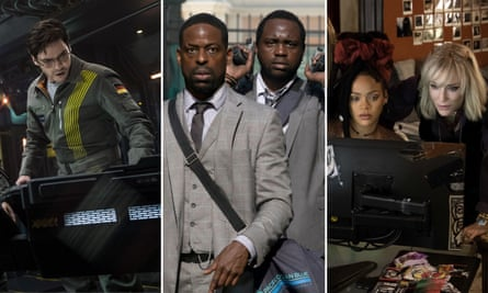 The Cloverfield Paradox, Hotel Artemis and Ocean's 8.