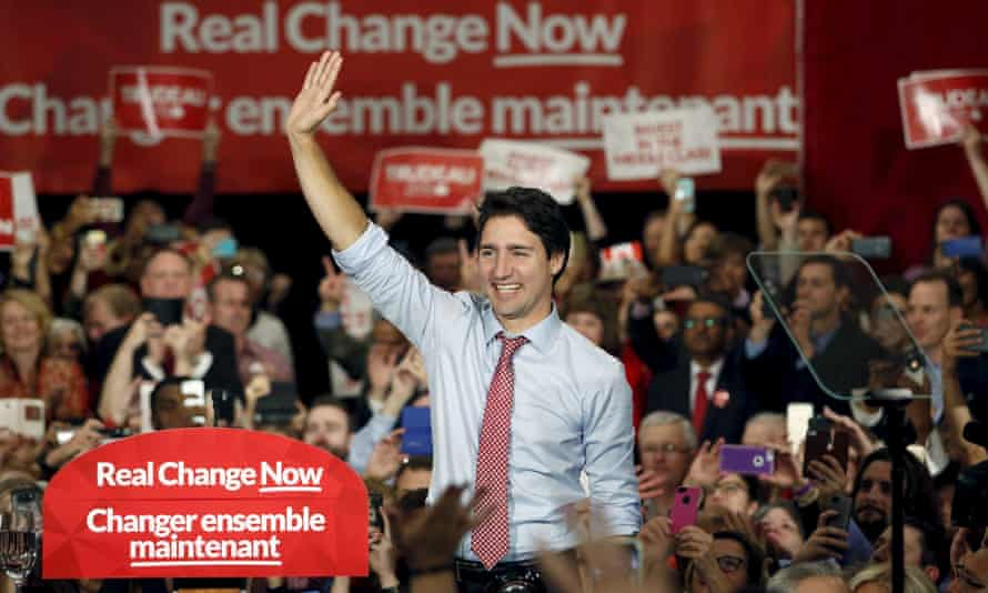 Justin Trudeau Canada legalize marijuana