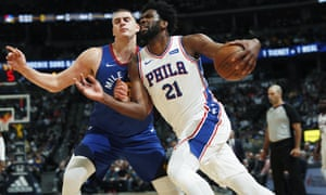 Joel Embiid and Nikola Jokic have ushered in a new era for centers
