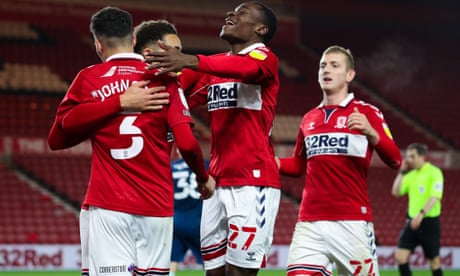 Championship roundup: Derby rooted to bottom of table after Boro defeat