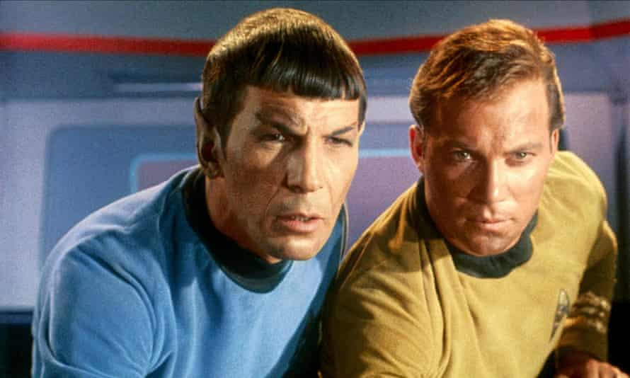 Star Trek's 'to boldly go' is the most famous example of the split infinitive.