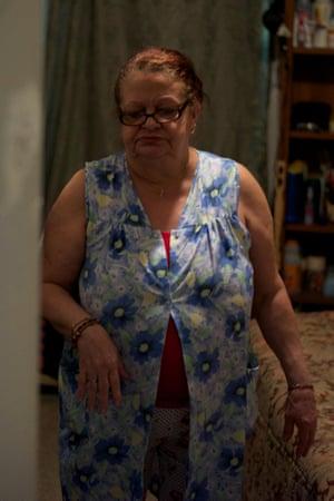 Denis Reyes mother.