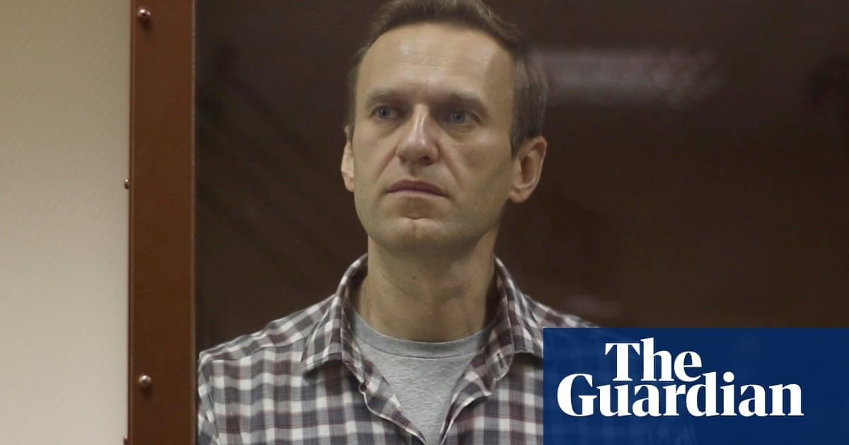 Amnesty strips Alexei Navalny of 'prisoner of conscience' status