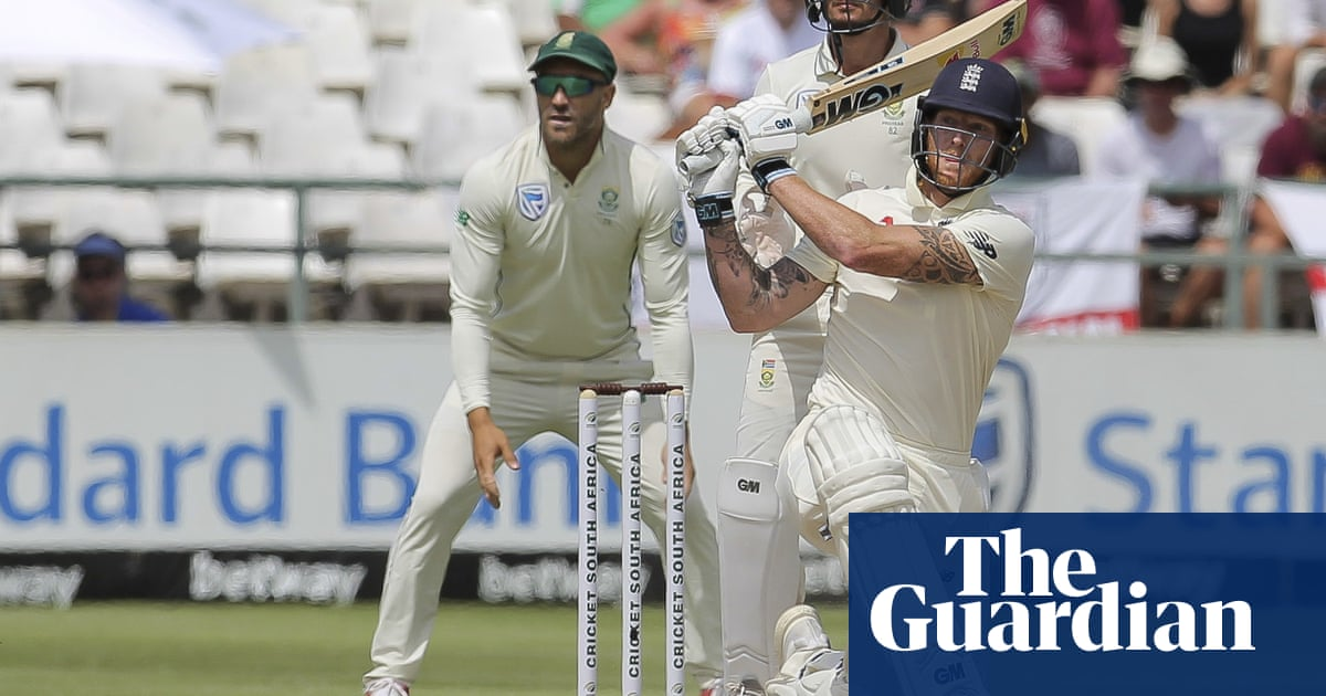 Stokes's brutal second Test batting cameo lays down marker for 2020 | Chris Stocks
