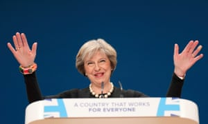 'It doesn't matter that Theresa May backed the losing side in the referendum. It might even have helped, because she now compensates with born-again zeal.'