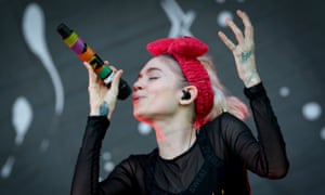 Grimes … bringing the song to a new audience.