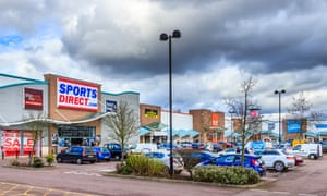 Retail parks: the unwitting result of a set of planning rules that have led to a result no one foresaw.