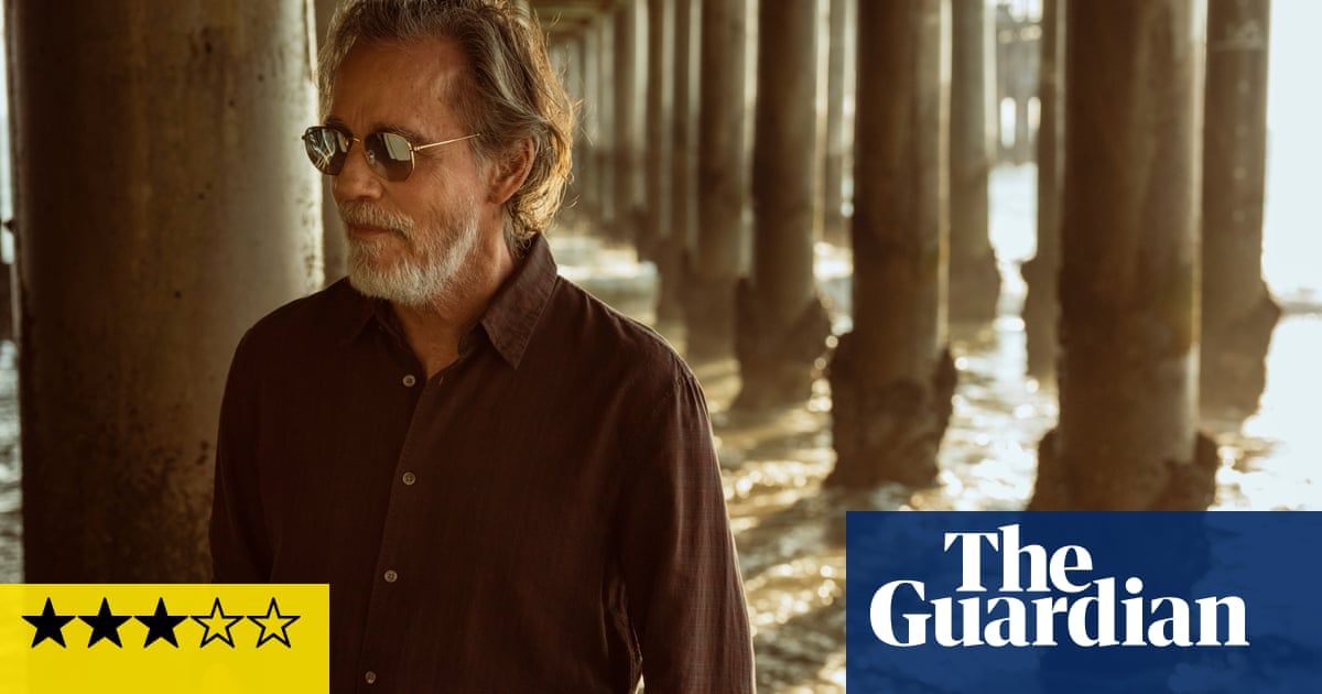Jackson Browne: Downhill from Everywhere review – voice of the boomers faces his mortality