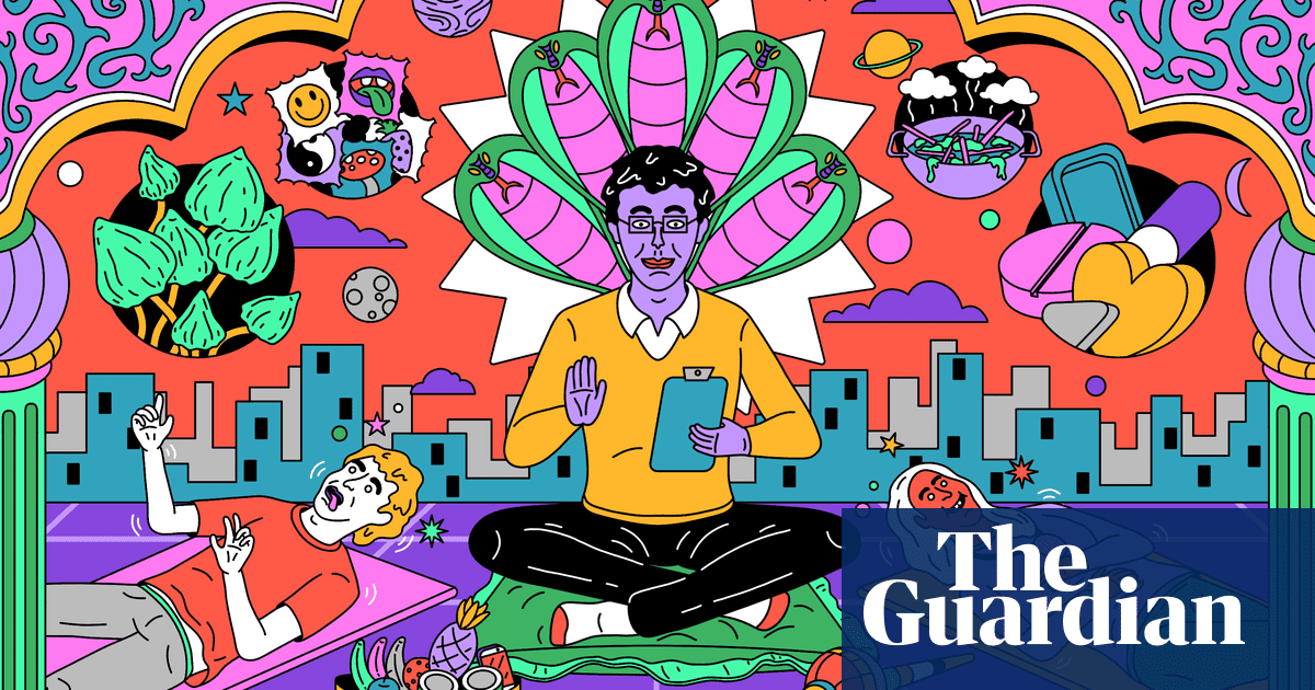 Welcome to the trip of your life: the rise of underground LSD guides