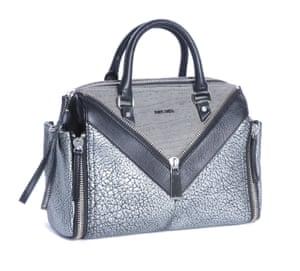 Bag, £280, by Diesel.