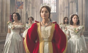 Jenna Coleman in ITV's drama 'Victoria'