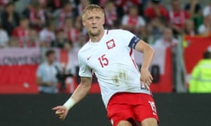Kamil Glik has been playing in Italy since 2010.
