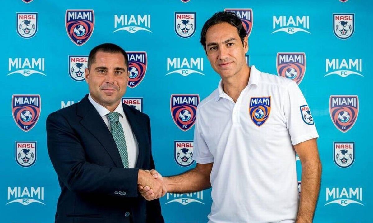 While Miami waits for MLS to arrive, city's newest team make its move While Miami waits for MLS to arrive, city's newest team make its move 1140