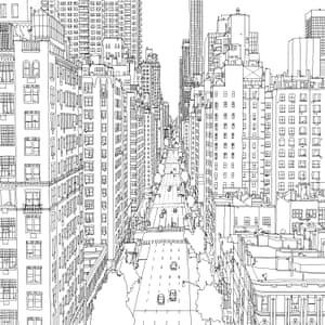 1st Avenue and East 60th Street, Manhattan