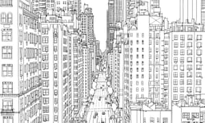Fantastic Cities The Most Intricate All Ages Colouring Book Yet In Pictures