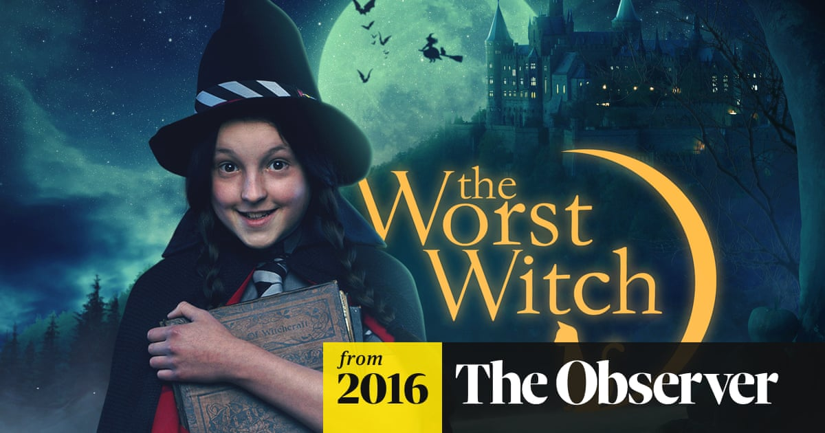 Harry Potter for girls? I'm not that kind of Worst Witch