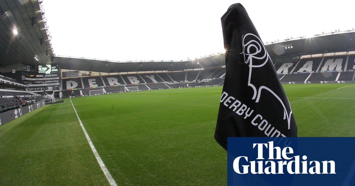 Derby charged by Football League with breaching financial fair play rules