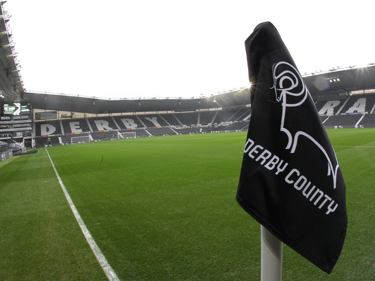 Derby Charged By Efl With Breaching Financial Rules Over Sale Of Pride Park Football The Guardian