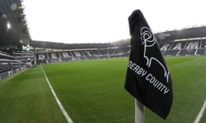Derby County are alleged to be in breach of regulations for the three-year period ending 30 June 2018.