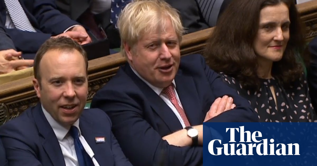 Boris Johnson's Brexit bill heads for Lords after MPs' vote