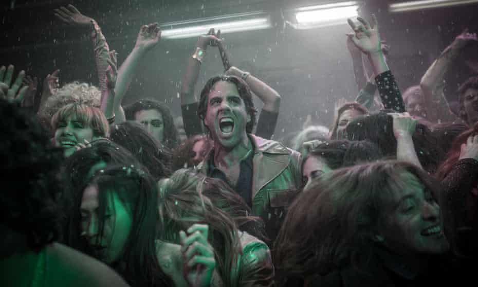 Bobby Cannavale as Richie Finestra in Vinyl