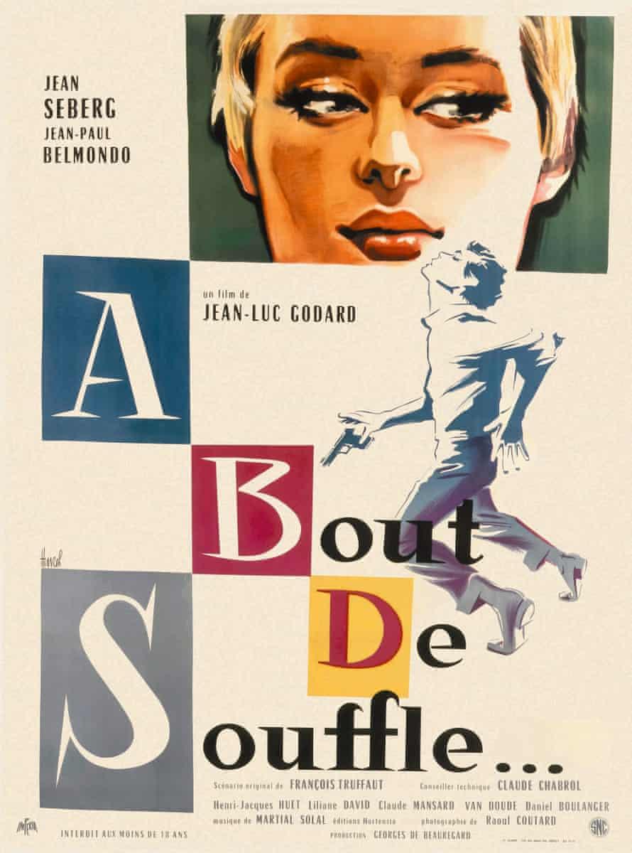 À bout de souffle (1960) by Clément Hurel (France).