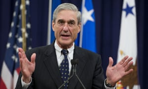 Mueller's court filing on Wednesday said the names and structure of folders containing the leaked files matched those used by Mueller's office when it shared the data.