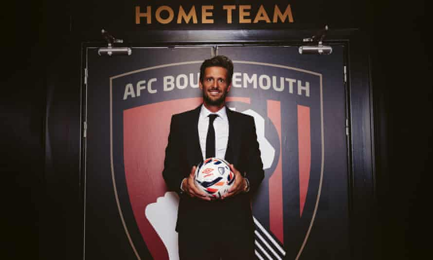 Jason Tindall has been appointed as the new Bournemouth manager.