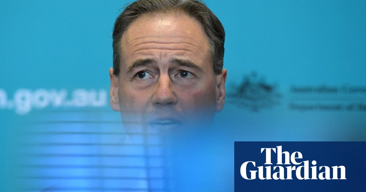 Greg Hunt corrects record after saying just six aged care homes still to be vaccinated – The Guardian
