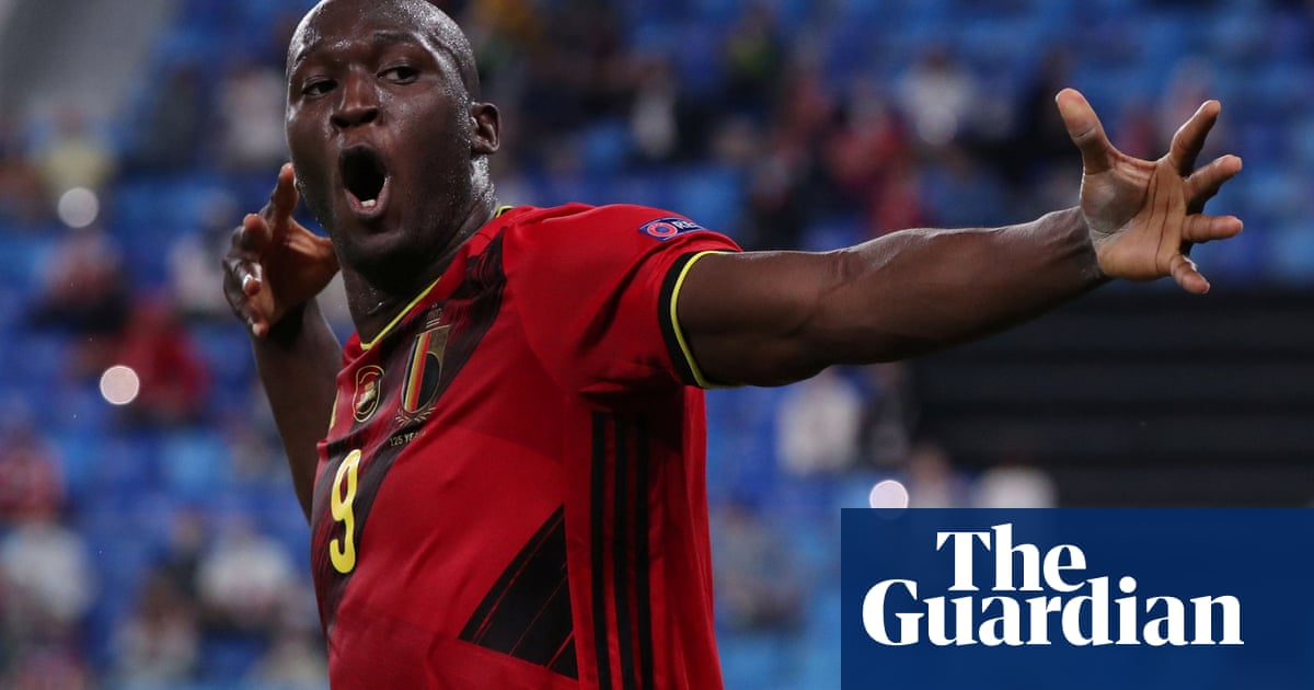 Pain and positivity: the fuel for Romelu Lukaku's journey to the top