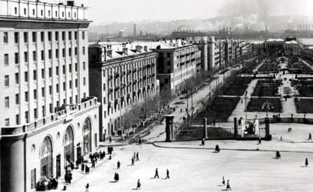 Magnitogorsk department store, 1959.