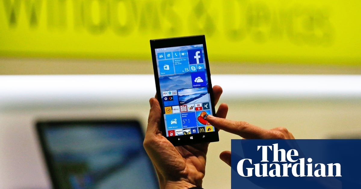Is it still worth buying a Windows phone? | Technology | The Guardian