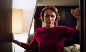 Keeley Hawes in the BBC's Bodyguard.